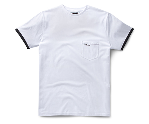 Core Pocket T-Shirt WHITE AC536100