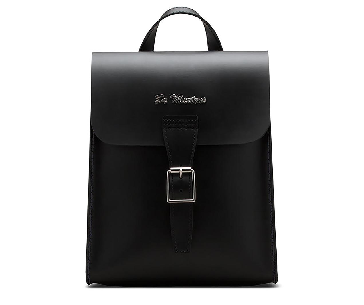 Mini Kiev Leather Backpack Shop All Dr Martens