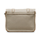 "7"" Leather Satchel IVORY AB017101"