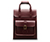 Small Leather Backpack CHERRY RED AB020601