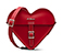 Love Heart Bag POPPY RED AB047601