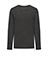 UNISEX CREW NECK SWEAT BLACKWASH AC416001