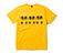 Sole Print T-Shirt YELLOW AC532700